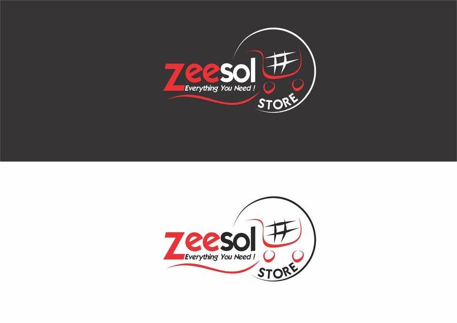 Proposition n°                                        49                                      du concours                                         Design a Logo for Zeesol Store