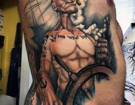 #55 para Tattoo Design de muaazbintahir