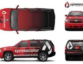 #150 cho Create Design for a Vehicle Wrap bởi Roman8888