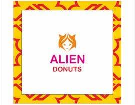 Nro 43 kilpailuun Alien Donuts; Graphic Designer Needed käyttäjältä Kalluto