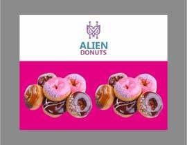 Nro 45 kilpailuun Alien Donuts; Graphic Designer Needed käyttäjältä lupaya9