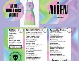 Nro 30 kilpailuun Alien Donuts; Graphic Designer Needed käyttäjältä shaikhafizur