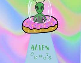 hanafarooqi14 tarafından Alien Donuts; Graphic Designer Needed için no 20