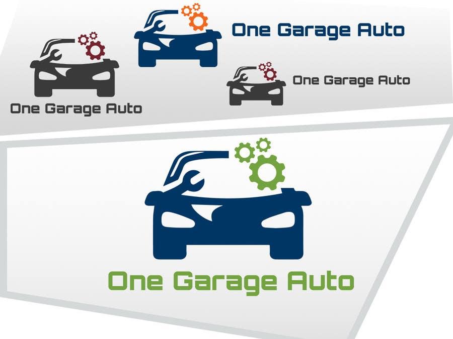 Konkurrenceindlæg #                                        23                                      for                                         Design a Logo for ONE GARAGE AUTO
