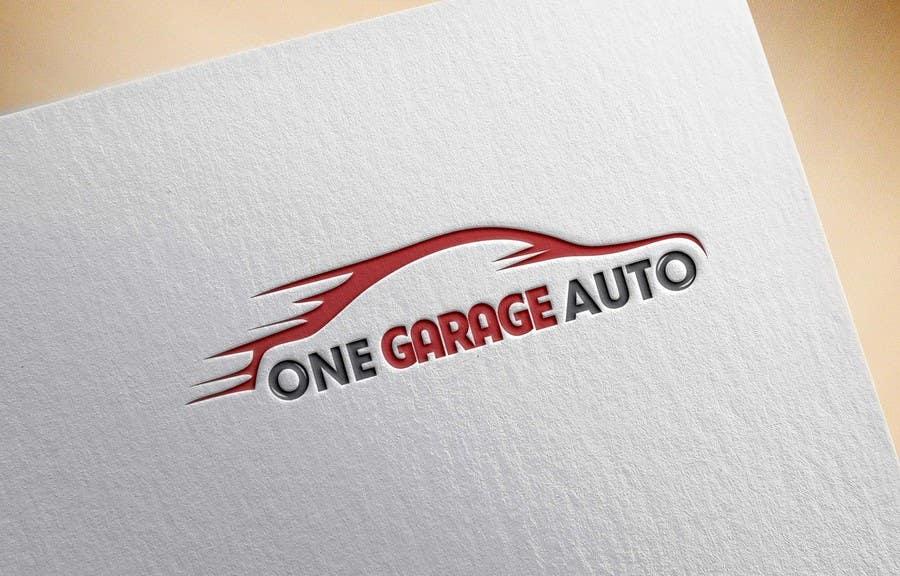 Konkurrenceindlæg #                                        58                                      for                                         Design a Logo for ONE GARAGE AUTO
