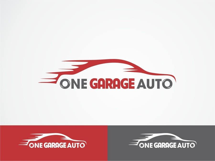 Konkurrenceindlæg #                                        59                                      for                                         Design a Logo for ONE GARAGE AUTO