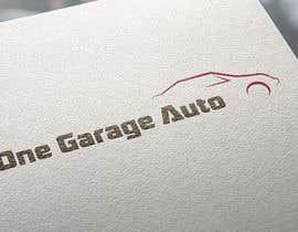 #5 untuk Design a Logo for ONE GARAGE AUTO oleh akarshkumarb