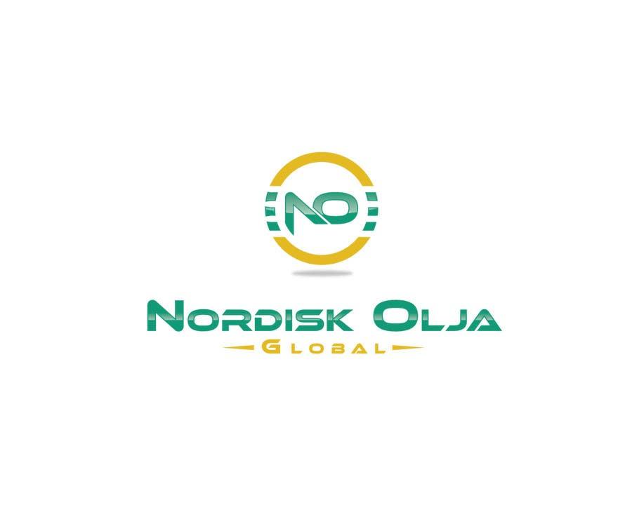 Contest Entry #                                        19                                      for                                         Design a Logo for NORDISK OLJA GLOBAL