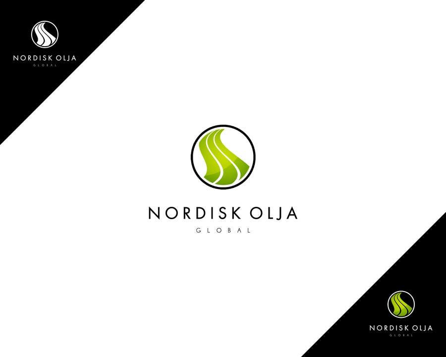 Kilpailutyö #7 kilpailussa Design a Logo for NORDISK OLJA GLOBAL