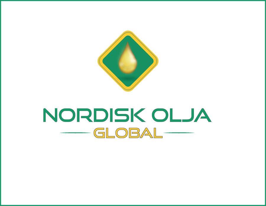 Contest Entry #                                        36                                      for                                         Design a Logo for NORDISK OLJA GLOBAL