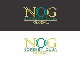 #10 for Design a Logo for NORDISK OLJA GLOBAL by Tebraja
