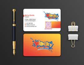 #295 for Business Card Design af Sadikul2001