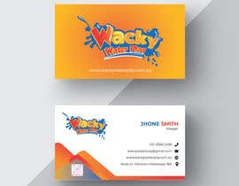 #454 for Business Card Design af jamil53