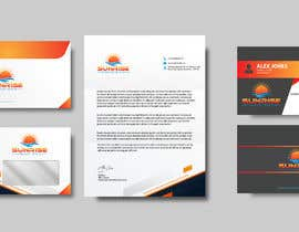 #51 for Design Visiting Card ( Front & Back), Envelope and Letter Head by gloriousdesign24
