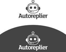 #45 for Create a logo for our FB ChatBot chrome extension called Autoreplier by subindesigns