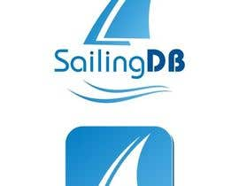 #43 for Design a Logo for SailingDb af prasadwcmc