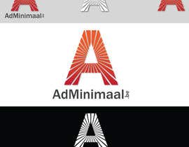 #21 for Design a Logo for AdMinimaal.be af iaru1987