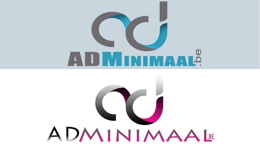 Inscrição nº 66 do Concurso para Design a Logo for AdMinimaal.be