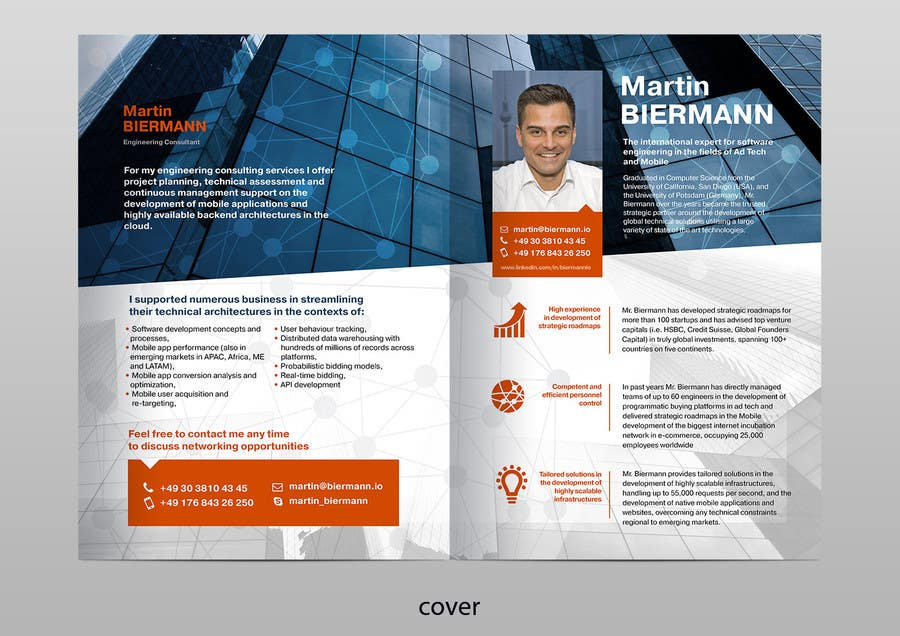 Penyertaan Peraduan #10 untuk Illustrate mobile/web engineering consultant profile