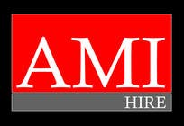 Design a Logo for AMI Hire için Graphic Design6 No.lu Yarışma Girdisi