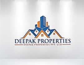 #20 cho Logo : Deepak Properties bởi monowara01111