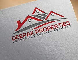 #149 cho Logo : Deepak Properties bởi aklimaakter01304