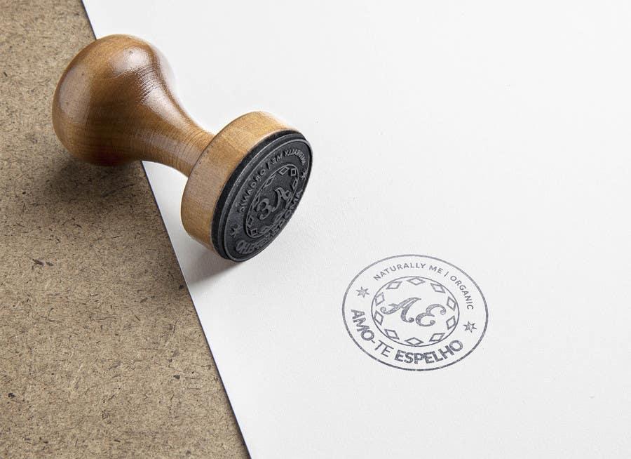 """Penyertaan Peraduan #67 untuk Projetar um Logo + corporate identity for """"Amo-te Espelho"""" brand"""