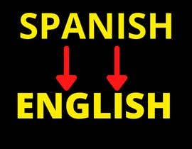 #13 for TRANSLATION FROM SPANISH TO ENGLISN by nahid3219