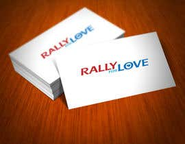 "#33 for Design a Logo for my company ""Rally for Love"" by marjanikus82"