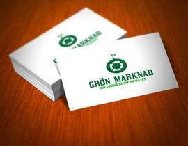 nº 20 pour Designa en logo for Gronmarknad.se par marjanikus82