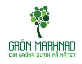 nº 3 pour Designa en logo for Gronmarknad.se par moizraja46