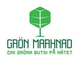 nº 7 pour Designa en logo for Gronmarknad.se par moizraja46