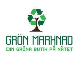 nº 8 pour Designa en logo for Gronmarknad.se par moizraja46
