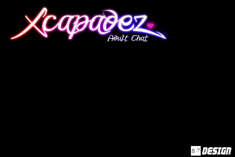 Konkurrenceindlæg #26 for Logo Design for Xcapadez Adult Chat Room
