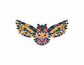 #27 untuk Redesigning our mascot into a flying owl oleh iwanbonano