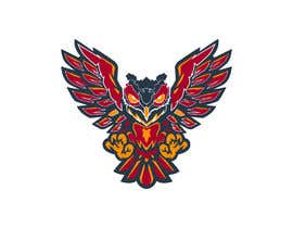 #92 untuk Redesigning our mascot into a flying owl oleh mhdmaha75