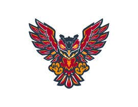 #93 untuk Redesigning our mascot into a flying owl oleh mhdmaha75