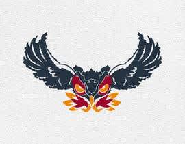 #20 untuk Redesigning our mascot into a flying owl oleh erwantonggalek