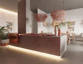 #29 untuk design table for hot buffé in a restaurant oleh MarwaMohammad