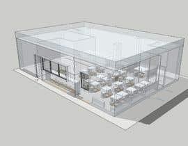 #14 untuk design table for hot buffé in a restaurant oleh SinaVtd