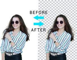 Nro 492 kilpailuun Photoshop expert - remove background (green screen) käyttäjältä joyhalderjoy