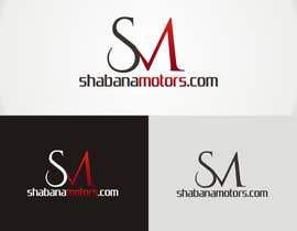 #50 untuk Design a Logo for Shabana Motors oleh asnpaul84