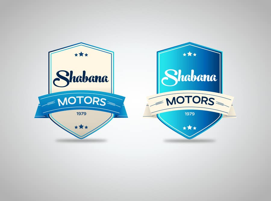 Kilpailutyö #6 kilpailussa Design a Logo for Shabana Motors
