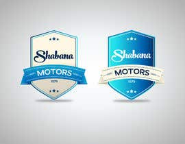 #6 for Design a Logo for Shabana Motors af reeyasl