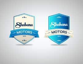 #6 untuk Design a Logo for Shabana Motors oleh reeyasl