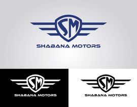 #125 for Design a Logo for Shabana Motors af asanka10
