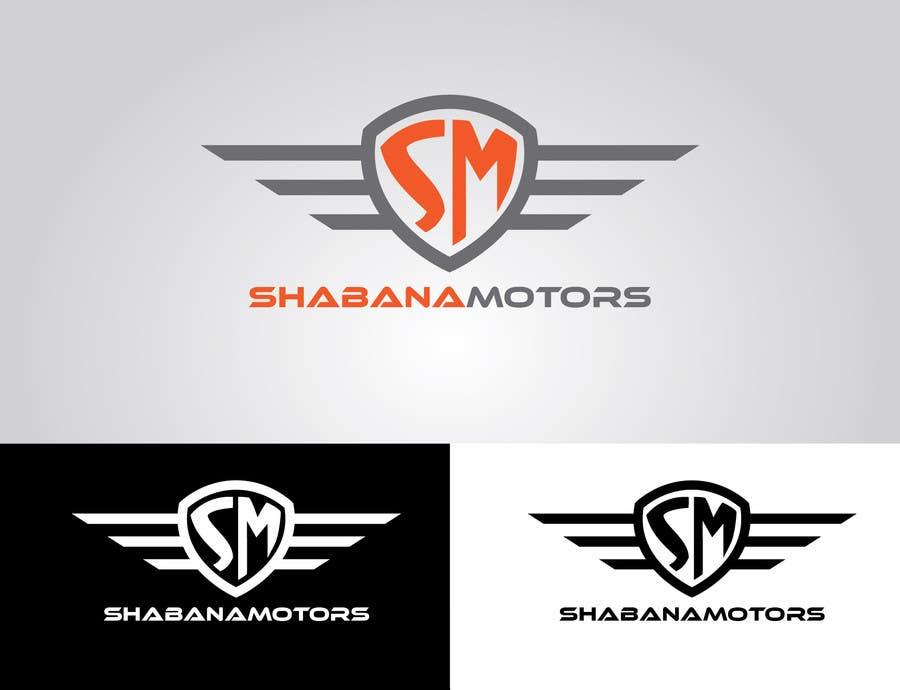 Konkurrenceindlæg #139 for Design a Logo for Shabana Motors