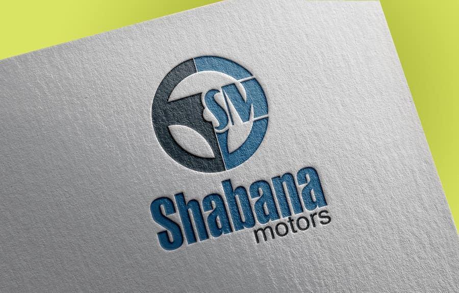 Konkurrenceindlæg #195 for Design a Logo for Shabana Motors