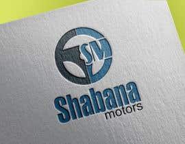 #195 untuk Design a Logo for Shabana Motors oleh Toy20