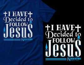 #201 for T-Shirt Design - Baptism by rbnakib66